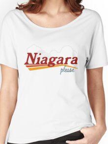 Niagara, Please Women's Relaxed Fit T-Shirt