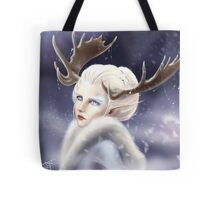 Ice elven Tote Bag