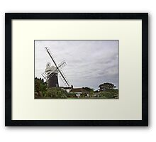 Stow Mill Framed Print