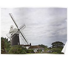 Stow Mill Poster
