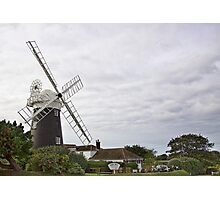 Stow Mill Photographic Print