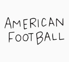 The Regular Show American Football shirt by fandemonium