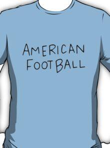 The Regular Show American Football shirt T-Shirt