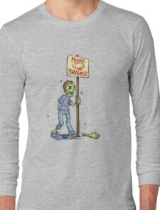 When do we want it? Brains. T-Shirt