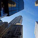 NYC Skyline by Helen Shippey
