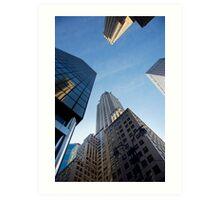 New York City Skyline Empire State Building Art Print