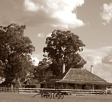 OXLEY DOWNS OUTBACK HOUSE HOMESTEAD by Helen Akerstrom Photography