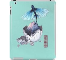 Aeon Egg iPad Case/Skin