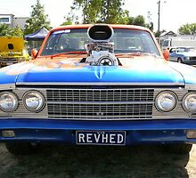 1967 XR Ford Falcon Ute by elsha
