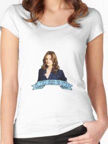 Beckett Women's Fitted Scoop T-Shirt