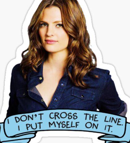 Beckett Sticker
