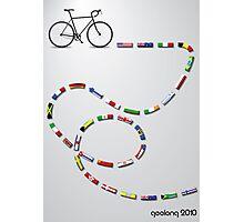 Ride Around The World Photographic Print