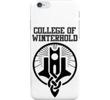 College of Winterhold shirt – Skyrim, Dragonborn iPhone Case/Skin