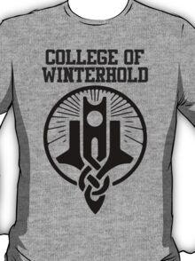 College of Winterhold shirt – Skyrim, Dragonborn T-Shirt