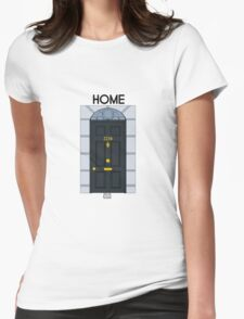 Home - 221B Womens Fitted T-Shirt