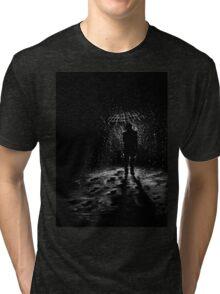 alone Tri-blend T-Shirt