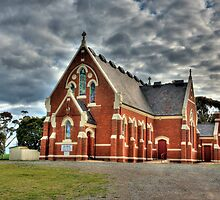 Dookie church by Leigh Monk
