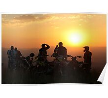 Out ride in Swaziland Poster