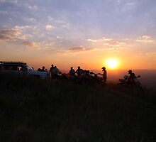 Out ride in Swaziland(2) by Mark Braham