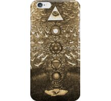 Mergen iPhone Case/Skin