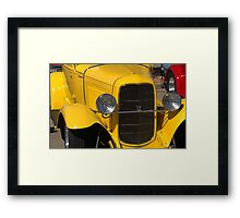 Ford Model A Coupe- Buffalo, MN Framed Print