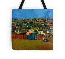 Urban Yurt Tote Bag