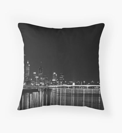 Old Swan Brewery - Perth Western Australia  Throw Pillow