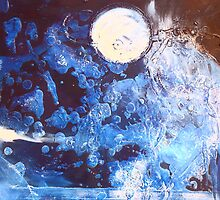 ain't no water on the moon... by marella