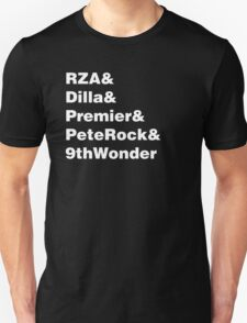 Hip Hop Helvetica II T-Shirt