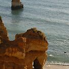 Algarve: Praia do Camilo by Kasia-D