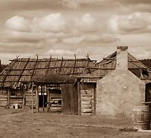 OXLEY DOWNS KITCHEN AND LAUNDRY by Helen Akerstrom Photography