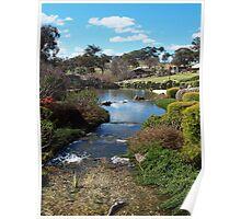 Japanese Garden - Cowra - NSW - Australia - No. 1 Poster