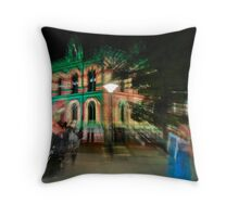 Northern Lights 11 Throw Pillow