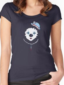 Crooked Smile Women's Fitted Scoop T-Shirt
