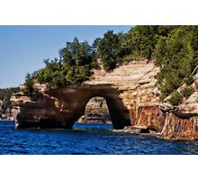 More of Pictured rocks Photographic Print
