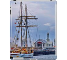 All Aboard iPad Case/Skin