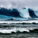 The Angry Sea II - Cocos (Keeling) Islands by Karen Willshaw