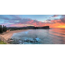 Morning Grace - Avalon Beach, Sydney (30 Exposure HDR Panorama) - The HDR  Experience Photographic Print