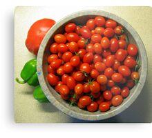 Grape Tomatoes - Moby Grape Metal Print