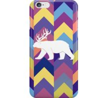Chevron Bear - Cool iPhone Case/Skin