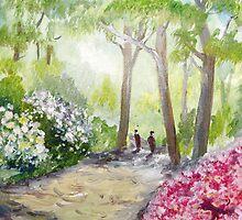 Isabella Plantation by Shoshonan