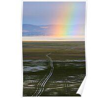 Lake George Rainbow Poster