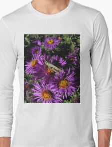 No time for anger..No time for despair...This innocent beauty...My words can't describe..This rebirth purity...I'll return to serenity Long Sleeve T-Shirt