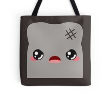 Burnt Toast Tote Bag