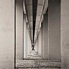 Concrete Sky 41 by Camilo Bonilla