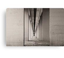 Concrete Sky 41 Canvas Print