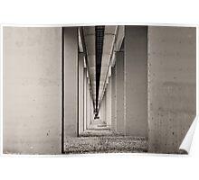 Concrete Sky 41 Poster