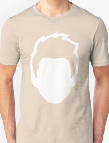 Face Silhouette! Unisex T-Shirt