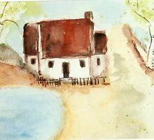 LITTTLE  COTTAGE by Heidi Mooney-Hill