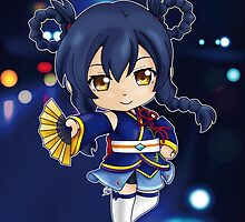 Umi - Angelic Angel chibi edit. 2 by alphavirginis